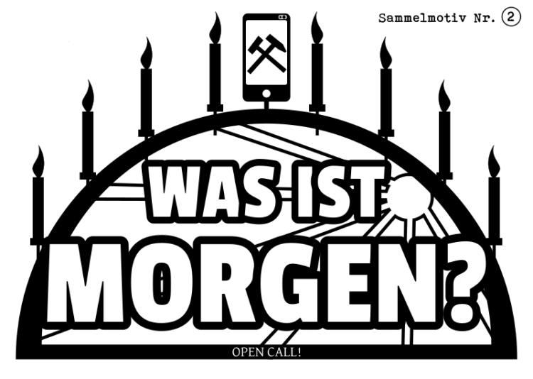 WAS IST MORGEN? AUSSTELLUNGSBEITRÄGE GESUCHT