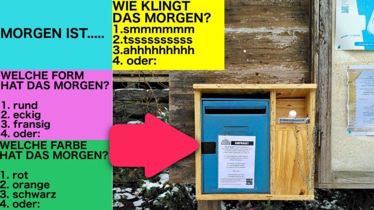Umfrage – Ab geht die Post!